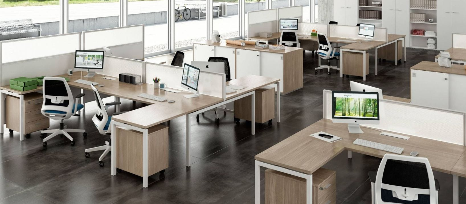 Commercial Office Interior Planning Design Services