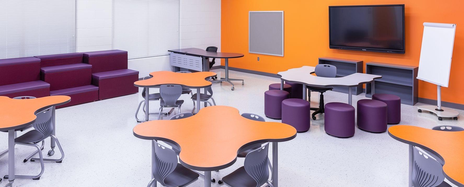 Education Facility Interior Planning Design Services